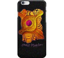 Moon Vibes 'extraordinaire' iPhone Case/Skin