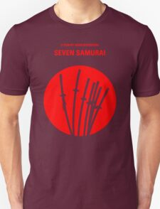 the seven samurai T-Shirt