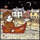 Helen's Starlit Haven by Anita Inverarity