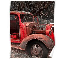 Olde Truck Poster