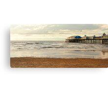 Blackpool Pier Canvas Print