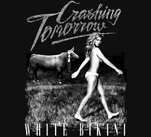 Crashing Tomorrow 'White Bikini' T-Shirt (Black) Unisex T-Shirt