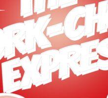 PORK CHOP EXPRESS T shirt Sticker