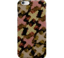 You Can't Take The Colours From Me - Red/Yellow iPhone Case/Skin