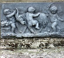 little cherubs at play by margaret hanks