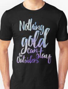NOTHING GOLD T-Shirt