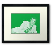 Justin Chambers Framed Print