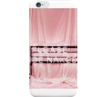 Please Be Naked - The 1975 iPhone Case/Skin