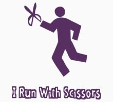 Runs With Scissors by cursotti