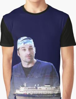 Derek Shepherd ferries Graphic T-Shirt