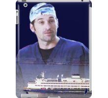 Derek Shepherd ferries iPad Case/Skin