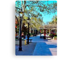 Windsor Mall Canvas Print
