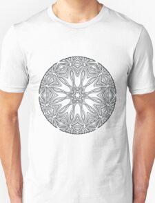 Molecule Mandala T-Shirt