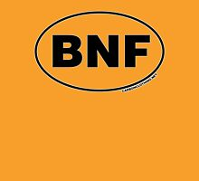 Bankhead National Forest BNF Unisex T-Shirt