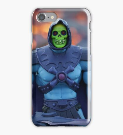 Masters of the Universe Classics - Skeletor  iPhone Case/Skin
