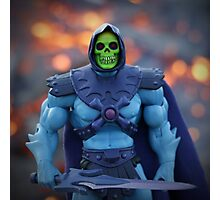 Masters of the Universe Classics - Skeletor  Photographic Print