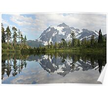 Picture Lake Poster