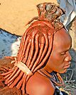 Himba Hair Style by Graeme  Hyde