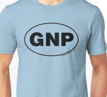 Glacier National Park GNP Unisex T-Shirt
