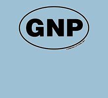 Glacier National Park GNP Unisex T-Shirt