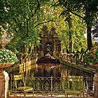 Medici Fountain - Jardin du Luxembourg - Paris by Yannik Hay