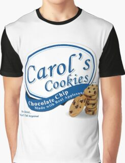 Carol's Cookies PG Graphic T-Shirt