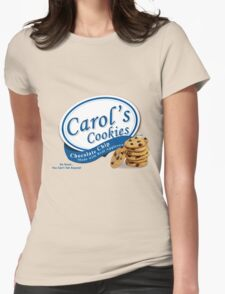 Carol's Cookies PG Womens Fitted T-Shirt