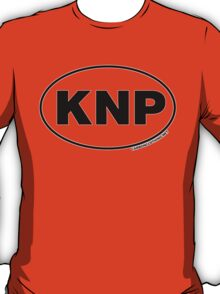 Katmai National Park KNP T-Shirt