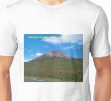 ERRIGAL MOUNTAIN IRELAND 751M (T-SHIRT) Unisex T-Shirt