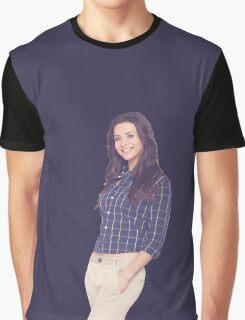 Caterina Scorsone Graphic T-Shirt