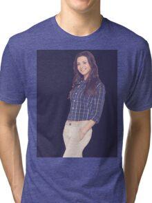 Caterina Scorsone Tri-blend T-Shirt