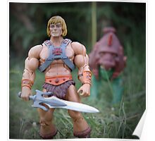 Masters of the Universe Classics - He-Man & Battle Cat Poster