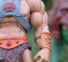 Masters of the Universe Classics - He-Man & Battle Cat Sticker