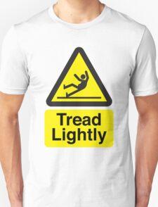 TREAD LIGHTLY HANK Unisex T-Shirt