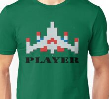 Galaga - Player Unisex T-Shirt