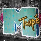 pbbyc - MToupe Graffiti by pbbyc