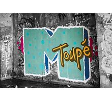 pbbyc - MToupe Graffiti Photographic Print