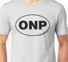 Olympic National Park, Washington onp Unisex T-Shirt