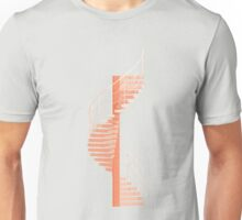 Helical Stairs Unisex T-Shirt