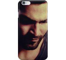 Derek Hale - Teen Wolf Portrait iPhone Case/Skin