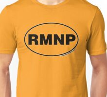 Rocky Mountains National Park, Colorado RMNP Unisex T-Shirt