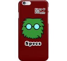 Linty & the Fuzzballs (Specs) iPhone Case/Skin