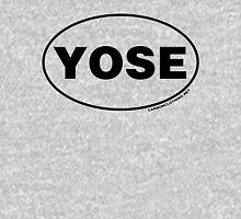 Yosemite National Park YOSE Unisex T-Shirt