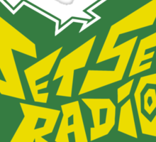Jet Set Radio Sticker