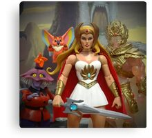 """Masters of the Universe Classics - """"Only a few others share this secret..."""" Canvas Print"""