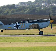 Hispano HA-1112-M1L Buchon by Nigel Bangert
