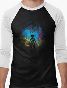 Kingdom Art Men's Baseball ¾ T-Shirt