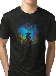 Kingdom Art Tri-blend T-Shirt