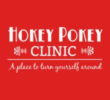 Hokey Pokey Clinic by contoured