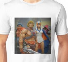 "Masters of the Universe Classics - ""Only three others share this secret..."" Unisex T-Shirt"